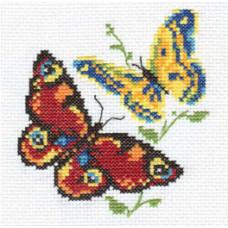 Бабочки-красавицы (0-50)