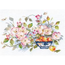 Набор для вышивания Алиса Яблоневый цвет (2-10)