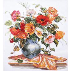 Поэзия цветов.Нежные маки (2-11)