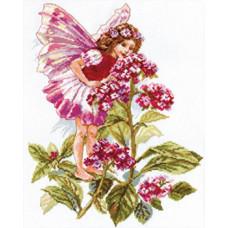 Набор для вышивания крестом Алиса Принцесса лета (2-12)