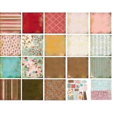 Набор бумаги Blush Collection Pack (blu-668)