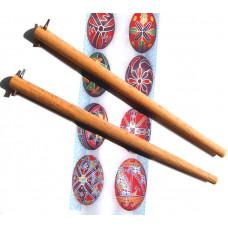 Набор инструментов для росписи писанок (2шт)