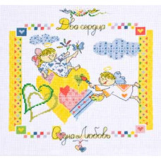 Любовь, рожденная на небесах (Л-687)