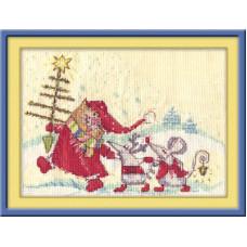 Веселых праздников (ВК-1041)
