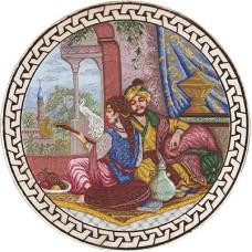 Набор для вышивания крестом Panna Мелодия Персии (ВС-981)