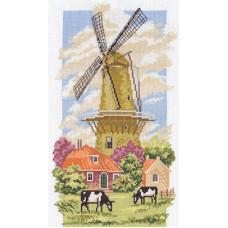 Набор для вышивания крестом Panna Голландская провинция (ПС-707)
