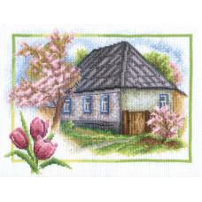 Весна в деревне (ПС-332)