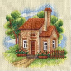 Домик в саду (АД-443)*