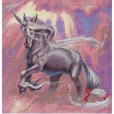 Набор для вышивания крестом Panna Легенда (Ф-804)