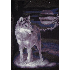 Белый волк (Ж-462)