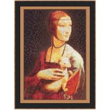 Дама с горностаем (ВХ-622)*