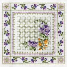 Пестрые цветы (Ц-575)