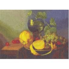 Натюрморт с лимоном (Н-937)