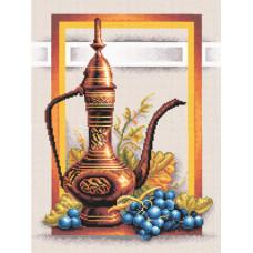 Натюрморт с виноградом (Н-294)*