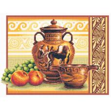 Греческие вазы (В-225)