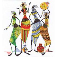 Африканочки-подружки (НМ-739)*