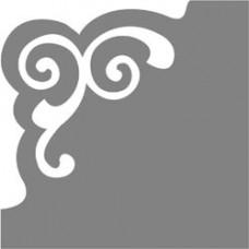 Дырокол для углов Scroll (5487)
