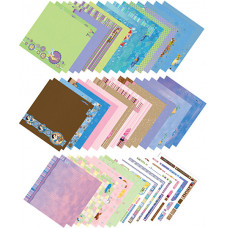 Набор бумаги Принцесса 20x20 см (5229)