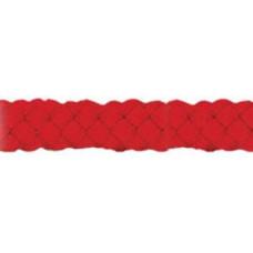 Шнур для макраме Pepperell, 4мм, красный (BB4-50 016)