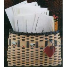 Набор для плетения настенной корзинки (12840)