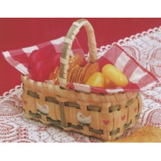 Набор для плетения корзинки (12848)