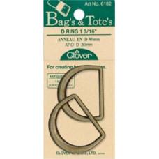 Кольца D-образные (6182)