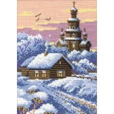 Зимний вечер (371)