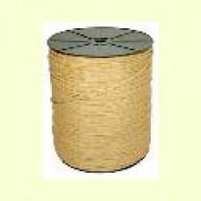 Бумажный шнур крученный, натуральный (40000-40109)