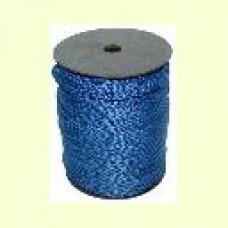 Бумажный шнур крученный, синий (40000-40115)