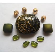 Набор бусин и бисера Dress It Up Special Selection Beads, Style #2, 23 гр. (2617)