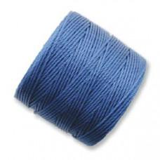 Капроновая нить, синяя, 0,7мм