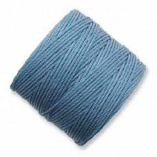 Капроновая нить, голубая, 0,7мм