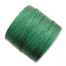 Капроновая нить, зелёная, 0,7мм