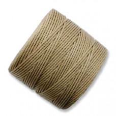 Капроновая нить, светло-коричневая, 0,7мм