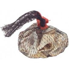 Морские ракушки в сетке (69013)