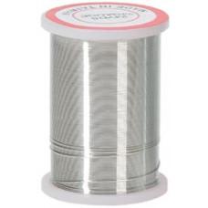 Проволока серебристая Beading Wire 34 Gauge 24 Yards/Pkg (32026-3)