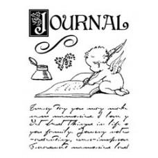 Акриловый штамп Journaling (CSSS-2)