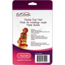 Форма для изготовления кукол Sculpey Doll Maker Flexible Push Mold, Fairy (S3APM-50)