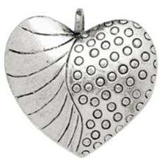 Подвески Лиственное сердце (60836)