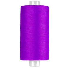 Швейные нитки, 40, ярко-розовые, 100 м