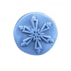 Форма для мыла Снежинка - 2 (GST-SNOWFL1269)