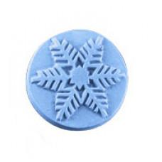 Форма для мыла Снежинка - 4 (GST-SNOWFL1269)