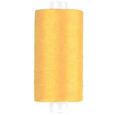 Швейные нитки, особопрочные, 10, ярко-жёлтые , 200 м