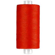 Швейные нитки, особопрочные, 10, красные , 200 м