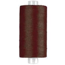 Швейные нитки,  40, коричневые , 100 м