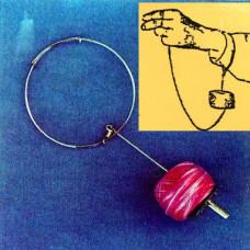 Держатель для клубка на запястье Lacis (LB62)