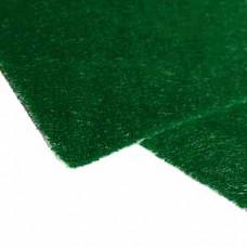 Фетр (войлок) листовой, 31 х 22,5, зелёный тёмный - Kelly Green (466)
