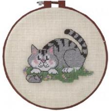 Кот и мышка (72318)