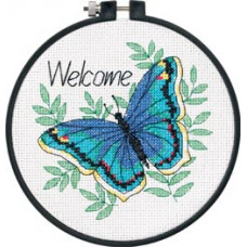 Добро пожаловать. Бабочка (73147)
