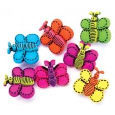 Набор пуговиц-украшений Бабочки мечты (5500A 1149)